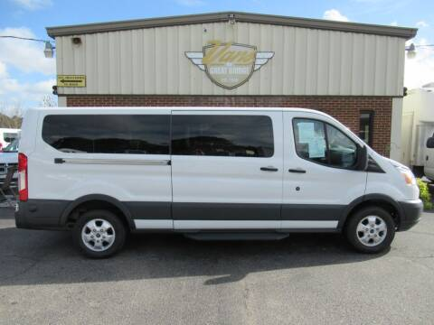 2017 Ford Transit Passenger for sale at Vans Of Great Bridge in Chesapeake VA
