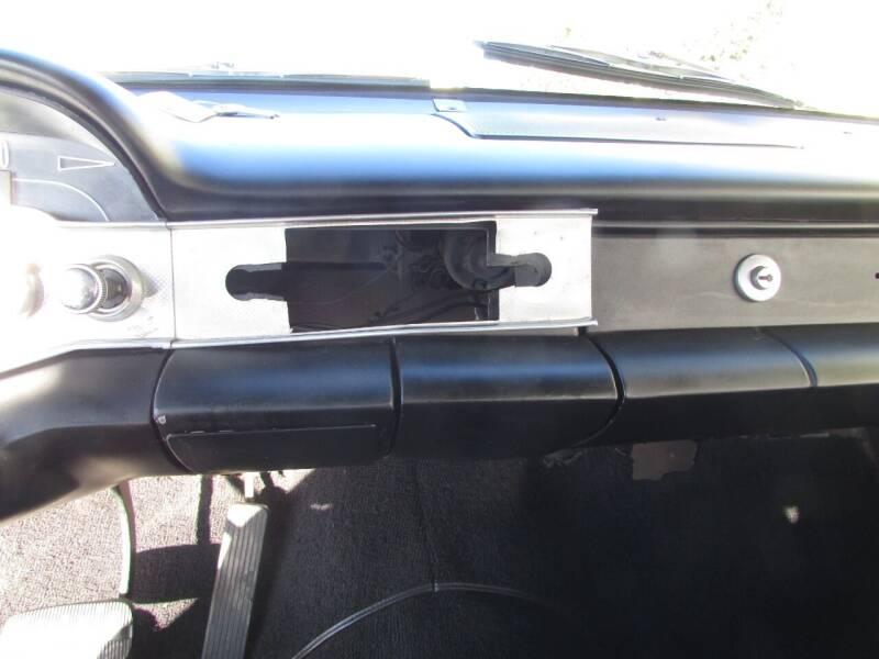 1958 Chevrolet Del Ray  - Black River Falls WI