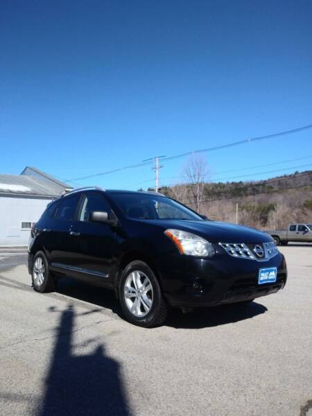 2015 Nissan Rogue Select for sale at Valley Motor Sales in Bethel VT