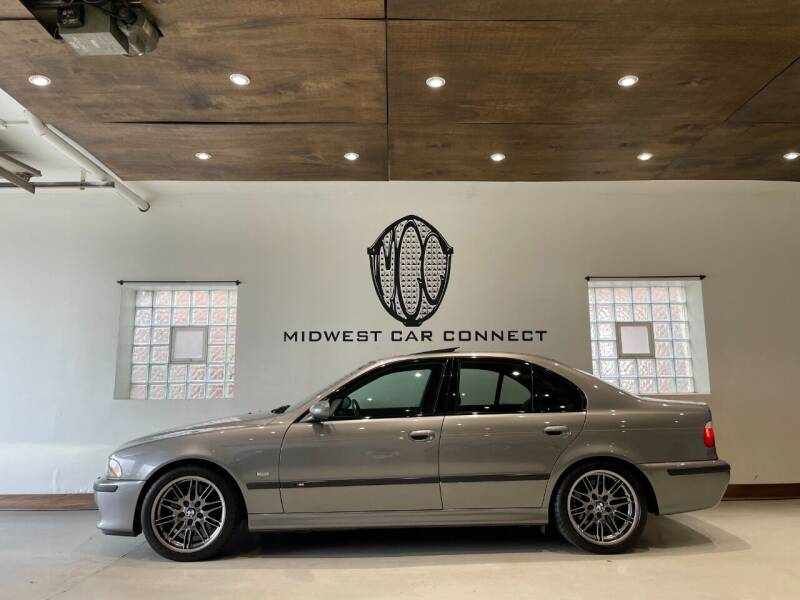 2003 BMW M5 for sale at Midwest Car Connect in Villa Park IL