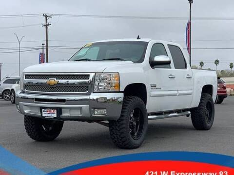 2013 Chevrolet Silverado 1500 for sale at Mid Valley Motors in La Feria TX