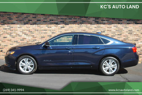 2015 Chevrolet Impala for sale at KC'S Auto Land in Kalamazoo MI