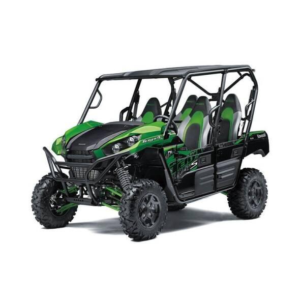2021 Kawasaki Teryx4 S LE for sale at GT Toyz Motor Sports & Marine - GT Toyz Motorsports in Halfmoon NY