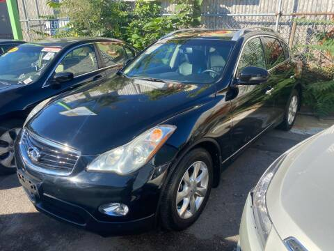 2009 Infiniti EX35 for sale at Polonia Auto Sales and Service in Hyde Park MA