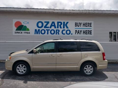 2010 Chrysler Town and Country for sale at OZARK MOTOR CO in Springfield MO
