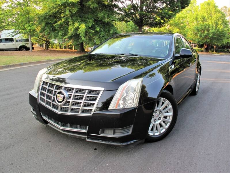 2012 Cadillac CTS for sale at Top Rider Motorsports in Marietta GA