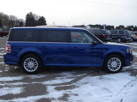 2013 Ford Flex for sale at North Star Auto Mall in Isanti MN