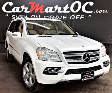 2011 Mercedes-Benz GL-Class for sale at CarMart OC in Costa Mesa CA