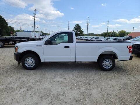 2020 Ford F-150 for sale at Loganville Ford Fleet and Commercial Sales in Loganville GA