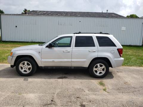 2007 Jeep Grand Cherokee for sale at Steve Winnie Auto Sales in Edmore MI