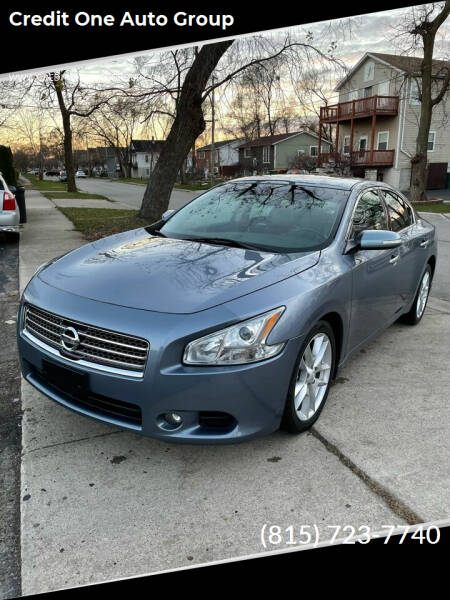 2011 Nissan Maxima for sale at Credit One Auto Group in Joliet IL