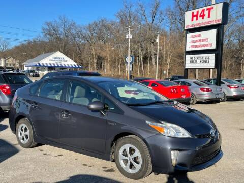 2013 Toyota Prius for sale at H4T Auto in Toledo OH