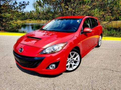 2010 Mazda MAZDASPEED3 for sale at Excalibur Auto Sales in Palatine IL