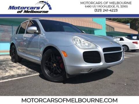 2005 Porsche Cayenne for sale at Motorcars of Melbourne in Rockledge FL
