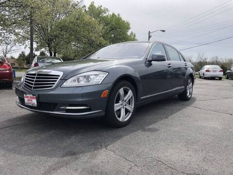 2010 Mercedes-Benz S-Class for sale at Lake Ridge Auto Sales in Woodbridge VA