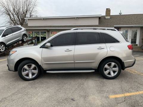 2012 Acura MDX for sale at Revolution Motors LLC in Wentzville MO