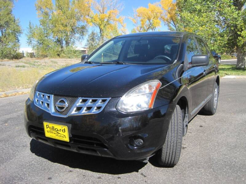 2014 Nissan Rogue Select for sale at Pollard Brothers Motors in Montrose CO