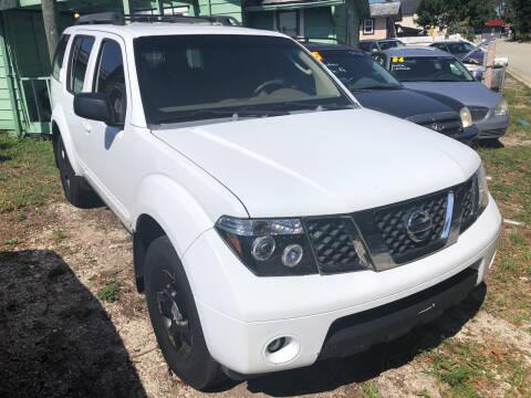 2006 Nissan Pathfinder for sale at Castagna Auto Sales LLC in Saint Augustine FL