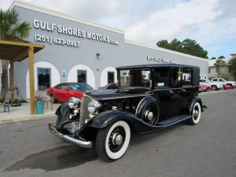 1933 Buick Limousine 90 Series for sale at Gulf Shores Motors in Gulf Shores AL