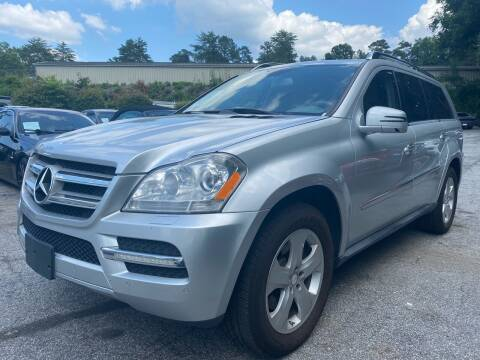 2012 Mercedes-Benz GL-Class for sale at Car Online in Roswell GA