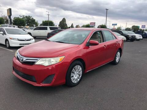 2012 Toyota Camry for sale at Car & Truck Gallery in Albuquerque NM