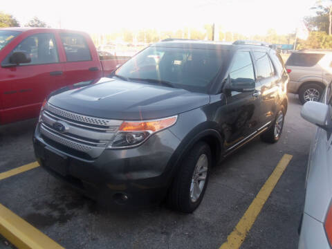 2015 Ford Explorer for sale at ORANGE PARK AUTO in Jacksonville FL