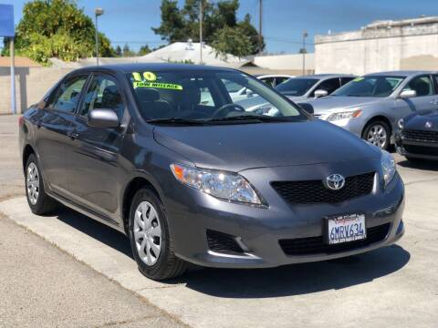 2010 Toyota Corolla for sale at H & K Auto Sales & Leasing in San Jose CA