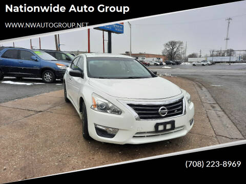 2013 Nissan Altima for sale at Nationwide Auto Group in Melrose Park IL