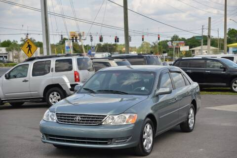 2004 Toyota Avalon for sale at Motor Car Concepts II - Kirkman Location in Orlando FL