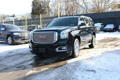 2015 GMC Yukon for sale at F & M AUTO SALES in Detroit MI