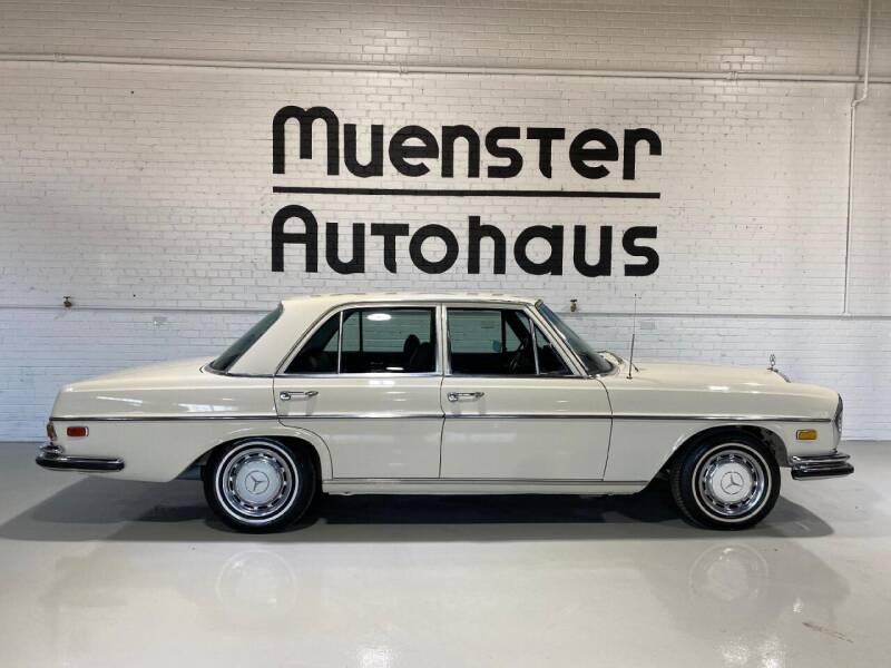 1973 Mercedes-Benz 280-Class for sale in Muenster, TX