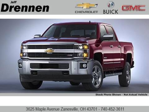 2017 Chevrolet Silverado 2500HD for sale at Jeff Drennen GM Superstore in Zanesville OH