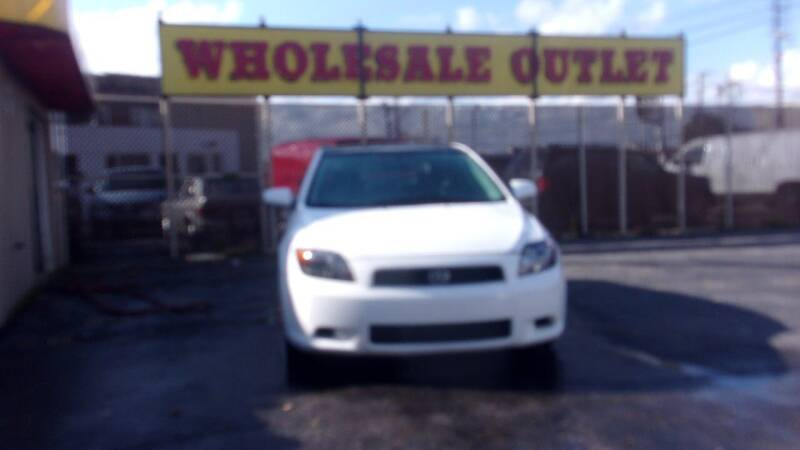 2005 Scion tC for sale at LONG BROTHERS CAR COMPANY in Cleveland OH
