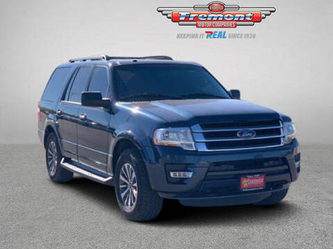 2016 Ford Expedition for sale at Rocky Mountain Commercial Trucks in Casper WY