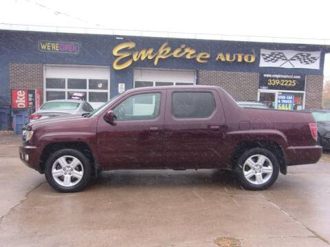 2010 Honda Ridgeline for sale at Empire Auto Sales in Sioux Falls SD