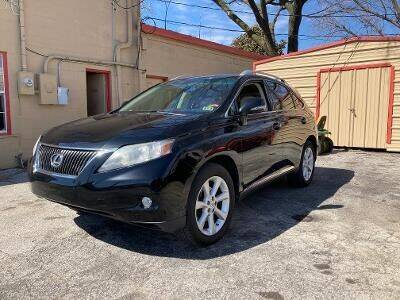 2010 Lexus RX 350 for sale at Used Car City in Tulsa OK