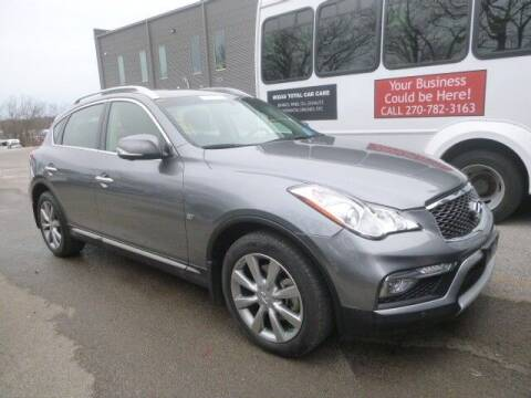 2017 Infiniti QX50 for sale at Gillie Hyde Auto Group in Glasgow KY