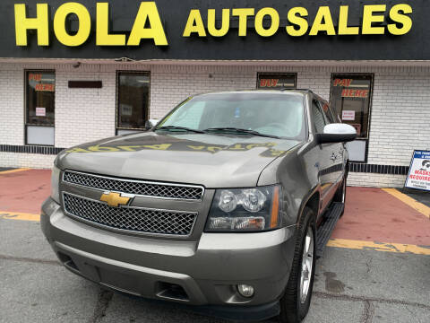2009 Chevrolet Suburban for sale at HOLA AUTO SALES CHAMBLEE- BUY HERE PAY HERE - in Atlanta GA