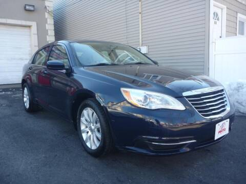 2013 Chrysler 200 for sale at Pinto Automotive Group in Trenton NJ