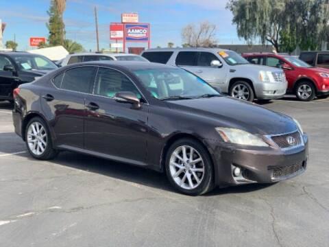 2012 Lexus IS 250 for sale at Brown & Brown Wholesale in Mesa AZ