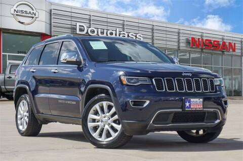 2017 Jeep Grand Cherokee for sale at Douglass Automotive Group - Douglas Volkswagen in Bryan TX