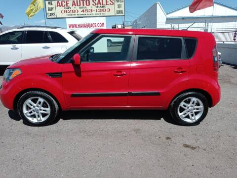 2011 Kia Soul for sale at ACE AUTO SALES in Lake Havasu City AZ