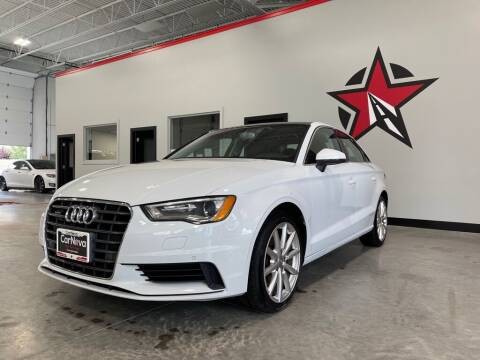 2015 Audi A3 for sale at CarNova - Shelby Township in Shelby Township MI