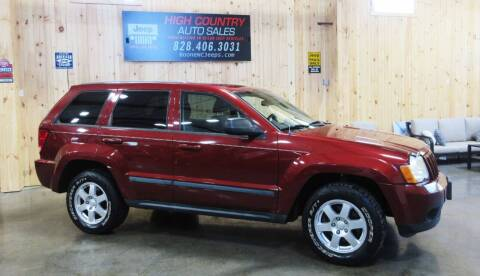 2008 Jeep Grand Cherokee for sale at Boone NC Jeeps-High Country Auto Sales in Boone NC