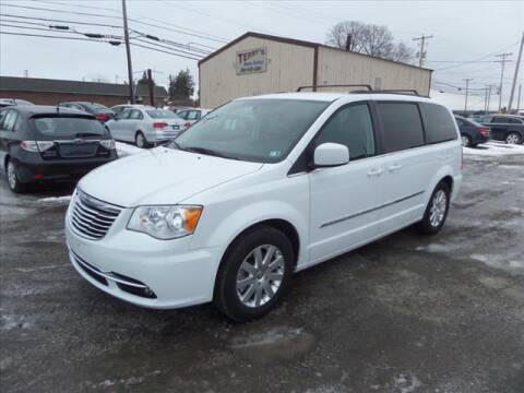 2015 Chrysler Town and Country for sale at Terrys Auto Sales in Somerset PA