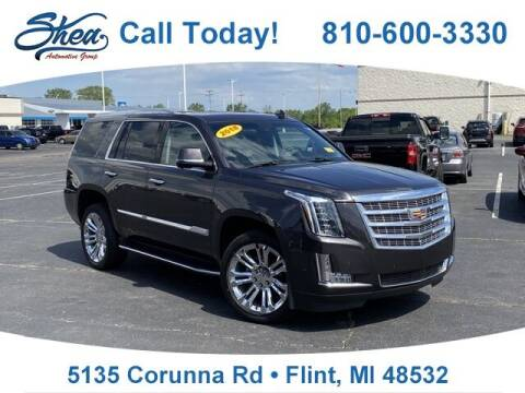 2018 Cadillac Escalade for sale at Jamie Sells Cars 810 - Linden Location in Flint MI