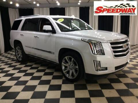 2016 Cadillac Escalade for sale at SPEEDWAY AUTO MALL INC in Machesney Park IL