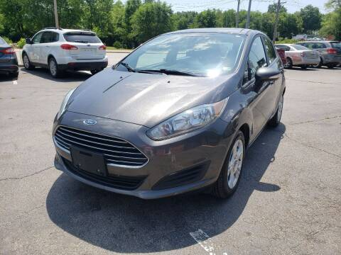 2016 Ford Fiesta for sale at Auto Choice in Belton MO