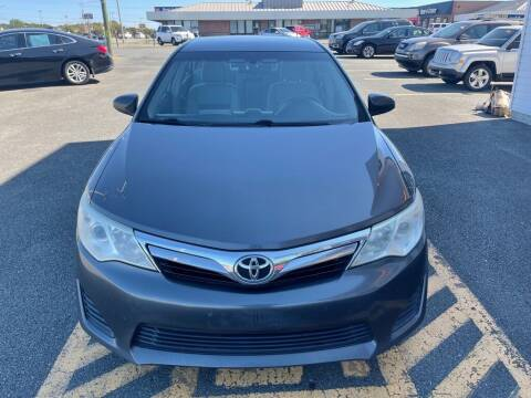 2014 Toyota Camry for sale at Auto America - Monroe in Monroe NC