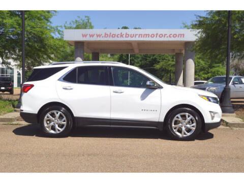 2018 Chevrolet Equinox for sale at BLACKBURN MOTOR CO in Vicksburg MS